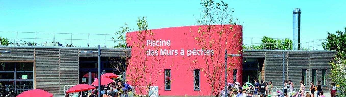 Ville De Montreuil La Piscine Des Murs A Peches